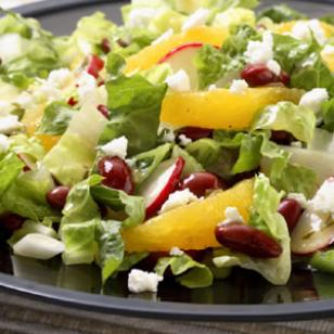 Romaine_Salad_with_Orange_Feta_Beans